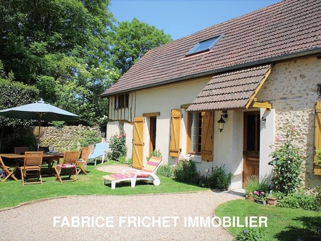 Maison 199000 €  sur Houlbec Cocherel (27120) - Réf. FAB81