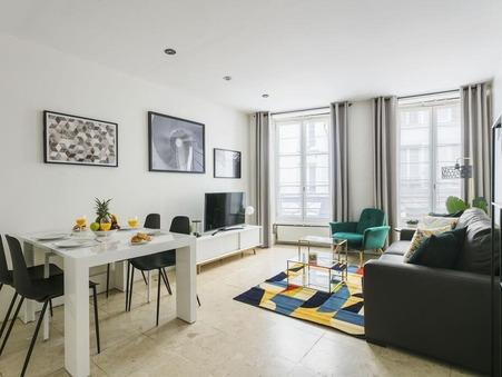 A louer apartment € 1850  Paris 3eme Arrondissement