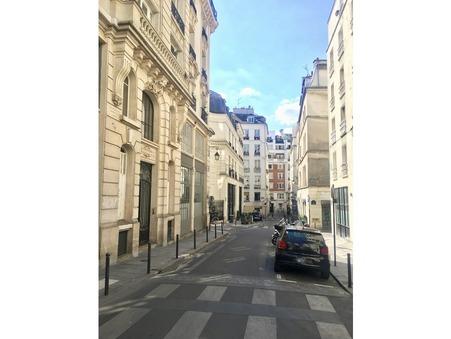 A vendre apartment Paris 2eme Arrondissement 75002; € 110000