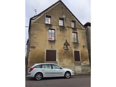 Achat house Mussy sur Seine Réf. 124V1