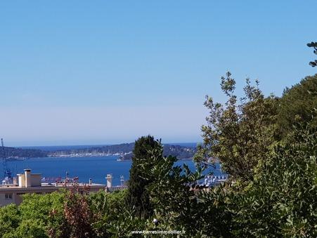 vente terrain TOULON 0m2 320000€