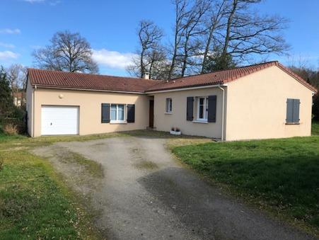 vente maison Saint-Gence 120m2 220000€
