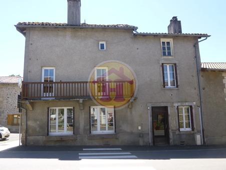 vente maison JAVERDAT 350m2 106920€
