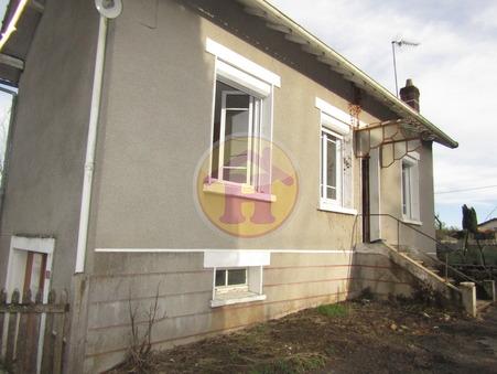vente maison CHASSENON 38m2 29000€