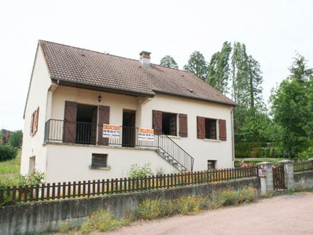 vente maison ISSY L'EVEQUE 87m2 90000€