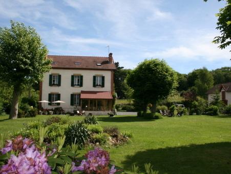 vente maison CHALMOUX 300m2 299500€