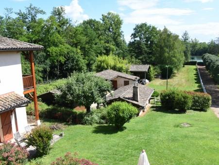 Property € 1290000  sur Saint-Bernard (01600) - Réf. 83A