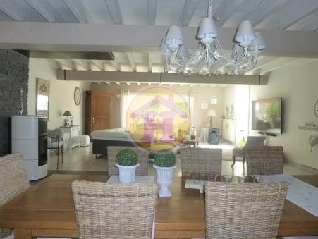 vente maison Saint-Junien 238m2 332800€
