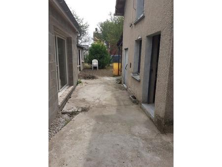 Maison sur Bourges ; 140000 € ; Vente Réf. 7337