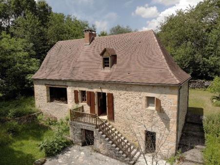 vente maison PLAZAC 82m2 171200€
