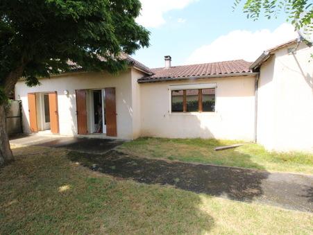 vente maison COUX ET BIGAROQUE 122m2 133700€