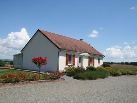 vente maison FOURS 130m2 238500€