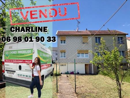 Maison sur Villerupt ; 169000 €  ; A vendre Réf. 2357