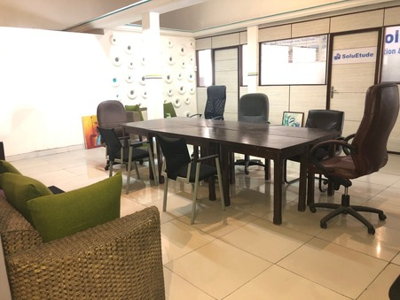 Location Coworking ABIDJAN Réf. 0031 - Slide 1
