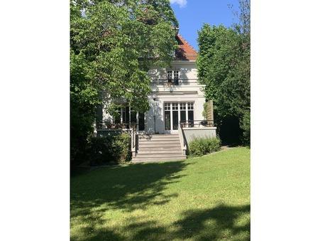 House sur Mulhouse ; € 782000  ; A vendre Réf. 1297/20