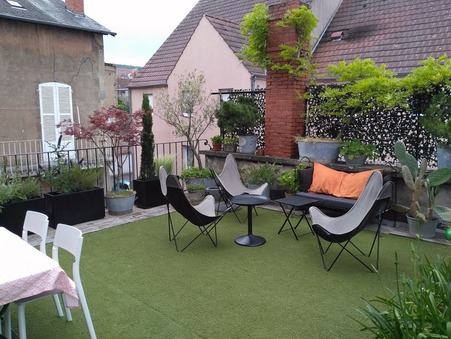 vente appartement AUTUN 160m2 227000€