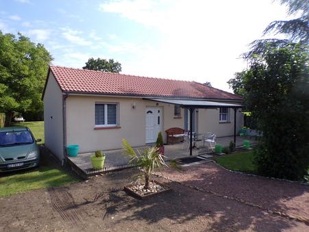 A vendre maison Torteron 18320; 149900 €