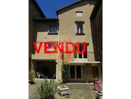 vente maison ROCHECHOUART 214m2 64800€