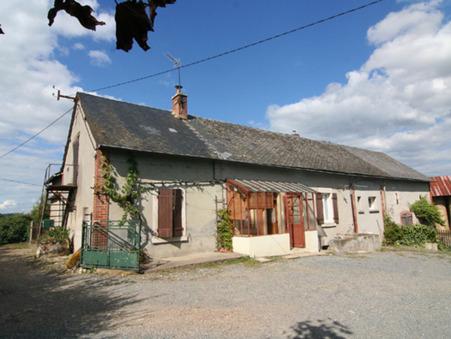 vente maison CHALMOUX 100m2 180200€