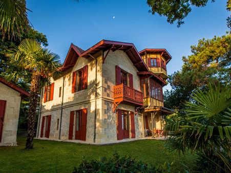 House € 3280000  sur Arcachon (33120) - Réf. 1207