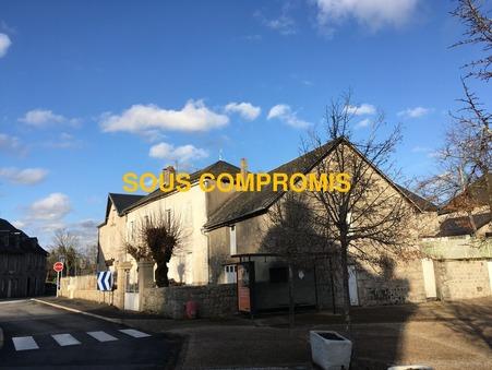 vente maison Saint-Angel 70m2 34800€
