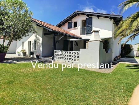 vente maisonANGLET 145m2 830000€