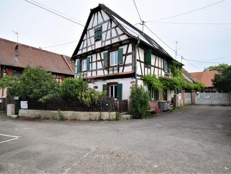 Vente Maison MUTTERSHOLTZ Réf. 1227 - Slide 1