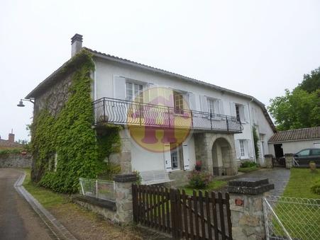 vente maison SAULGOND 169m2 123050€