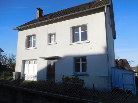Achat maison St Yrieix la Perche Réf. 10609
