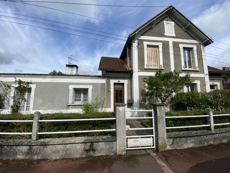 vente maison RIBERAC 160m2 162200€