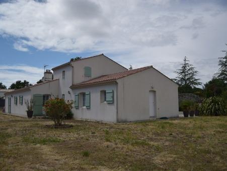 vente maison LES MOUTIERS EN RETZ 165m2 459000€