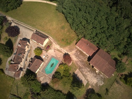 vente maison AURIAC DU PERIGORD 250m2 577500€
