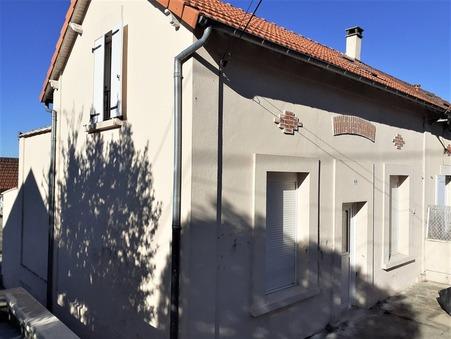 vente maison RUELLE SUR TOUVRE 97m2 126000€