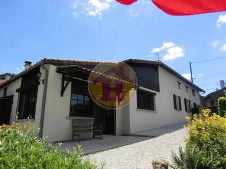vente maison ETAGNAC 149m2 164300€