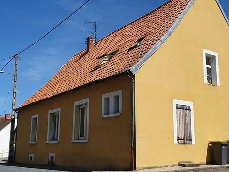 A vendre immeuble Desertines 03630; 124200 €