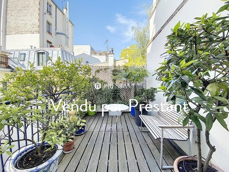 vente appartement PARIS 15EME 89m2 1150000 €