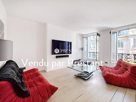 vente appartement NEUILLY SUR SEINE 80m2 920000 €