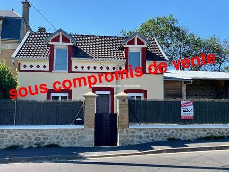 A vendre maison Fismes 51170; 139750 €