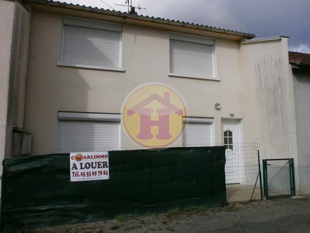 location maison Saint-Junien 90m2 550€