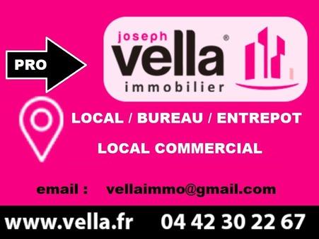 vente professionnel Saint-Victoret 103m2 298000€