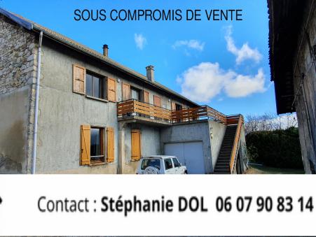 Maison 320000 €  sur Percy (38930) - Réf. dsaa2237