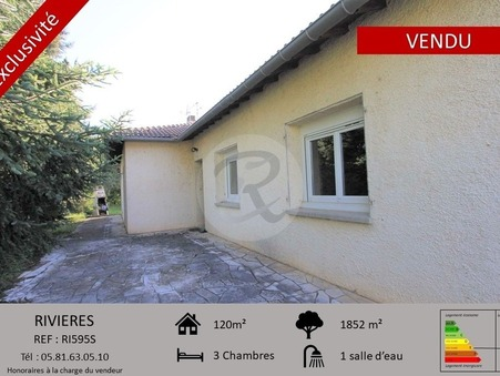 RIVIERES  185 000€