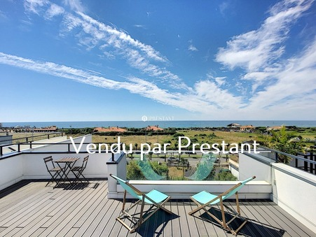 vente appartement ANGLET 44m2 397000 €