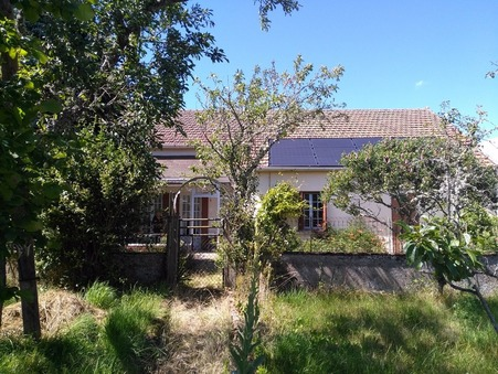 vente maison ANTULLY 80m2 65000€