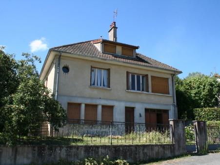 vente maison CHIDDES 113m2 70500€