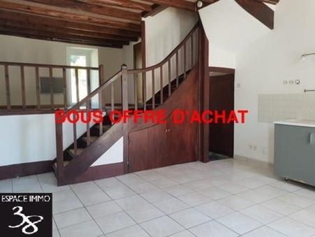 Maison sur La Motte d'Aveillans ; 136000 €  ; A vendre Réf. jf2262