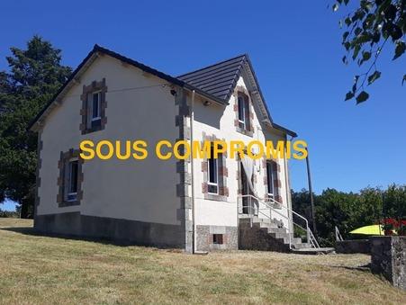 vente maison SARROUX 94m2 113000€