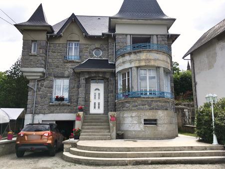 vente maison USSEL 130m2 225750€