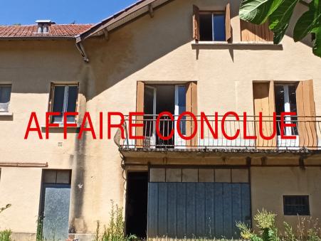 vente maison villefranche de rouergue 140m2 105500€