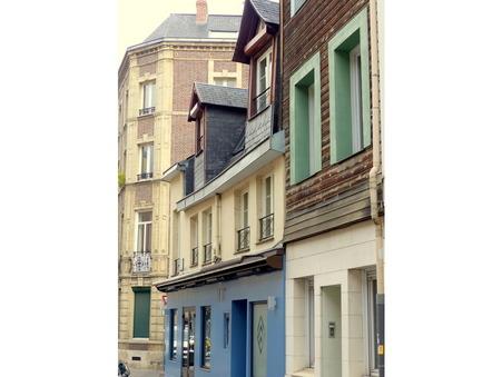 Vente immeuble 472500 €  Rouen